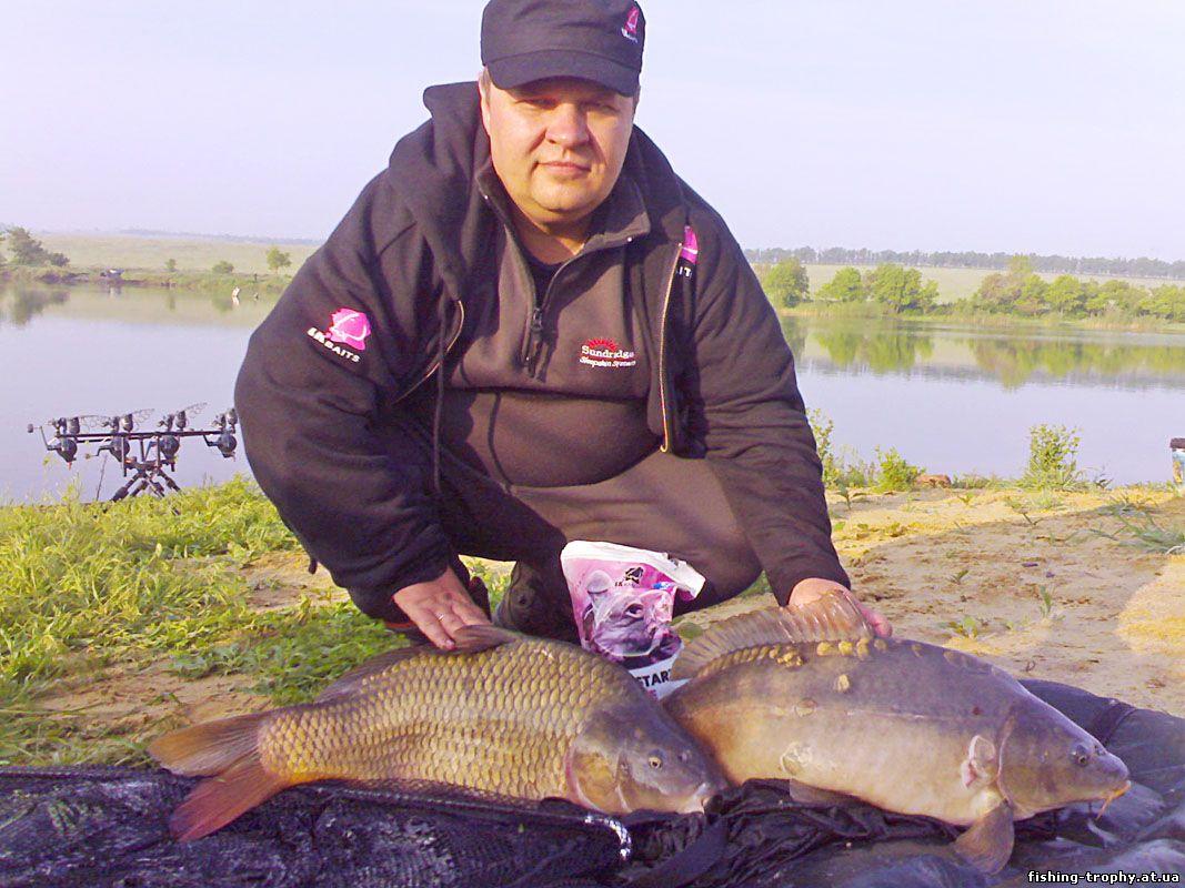 рыбалка в харцызске